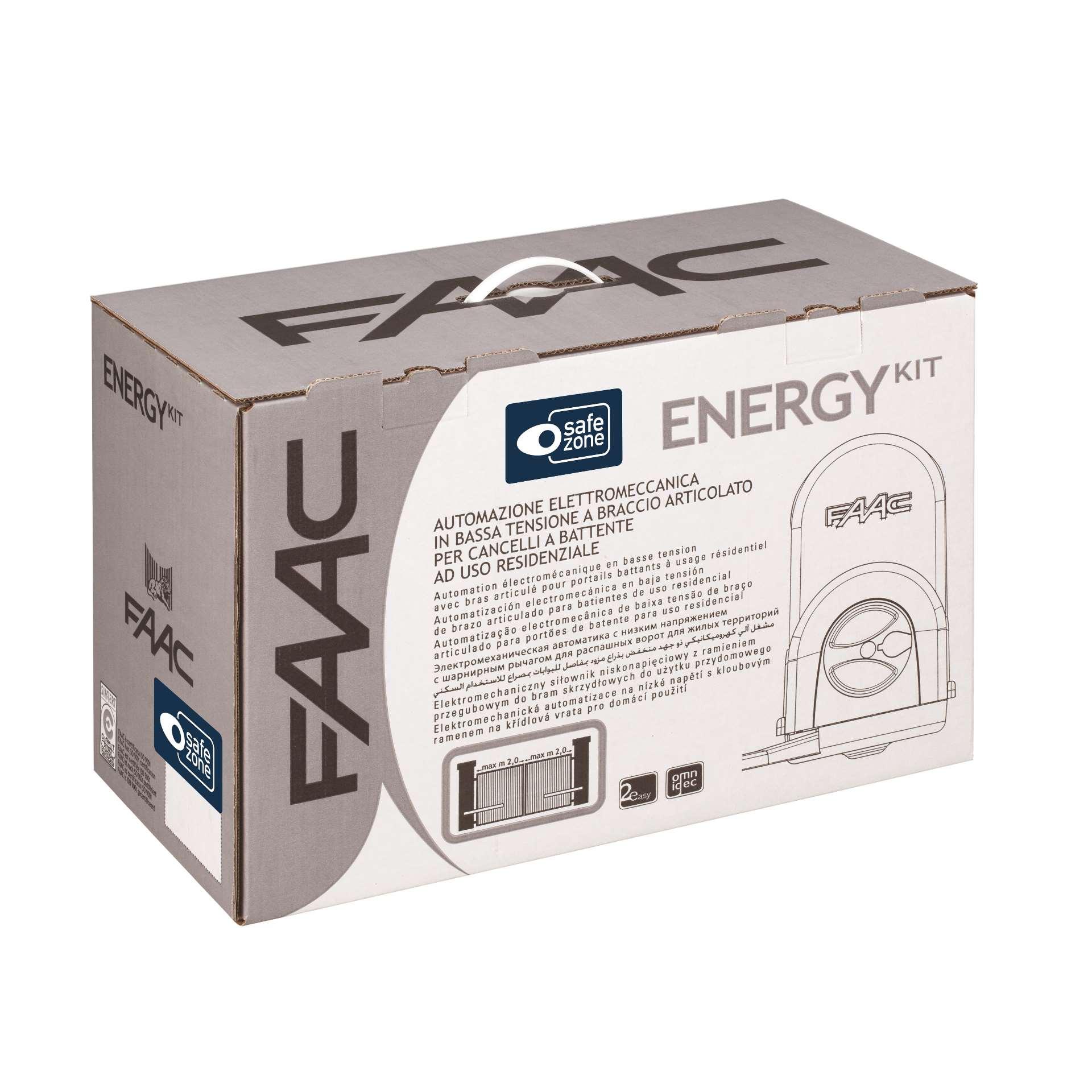Zestaw startowy energy 24V