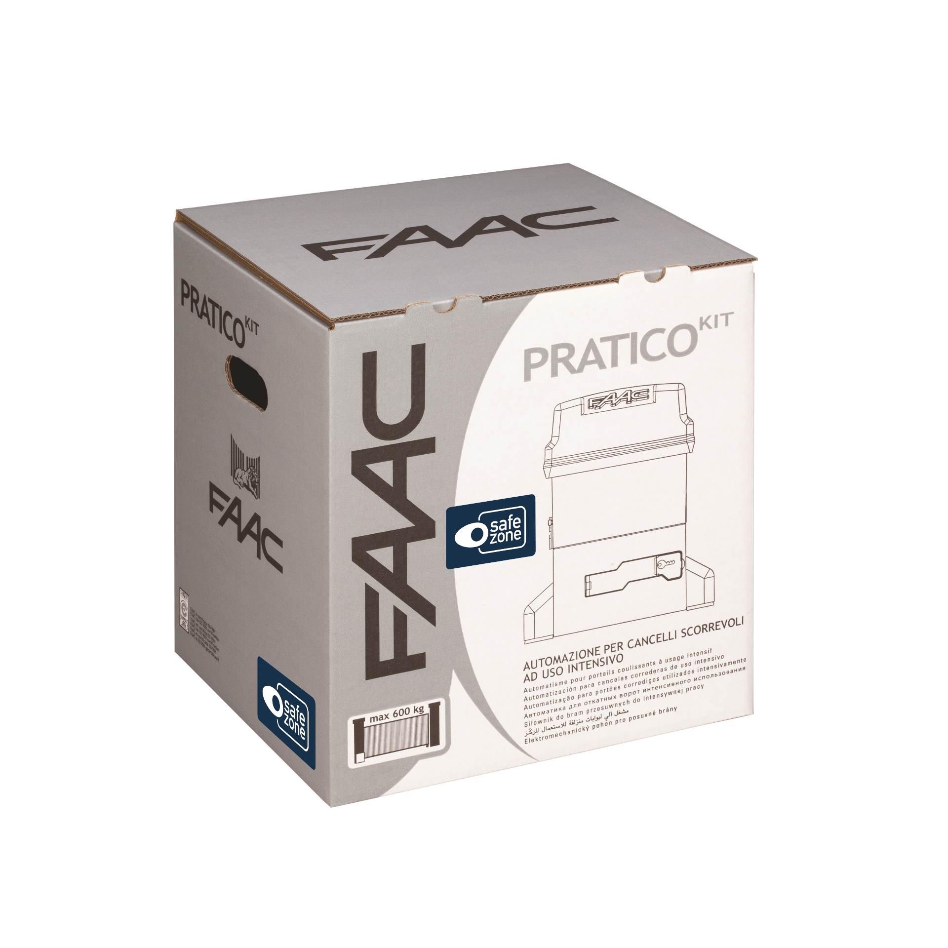 Zestaw startowy Pratico
