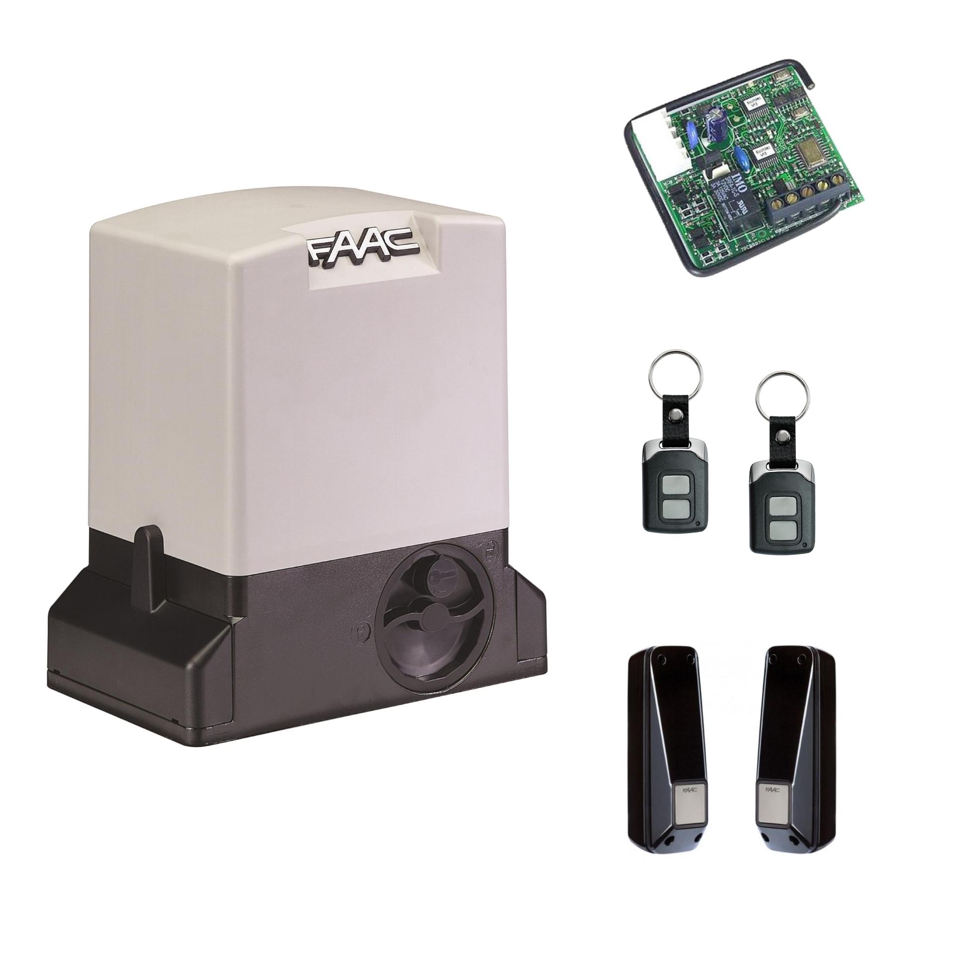 Zestaw 740/741 na 433 MHz mini