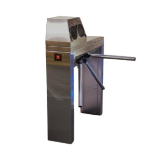 Bramka NICE GUARD z automatycznym dozownikiem płynu dezynfekujacego